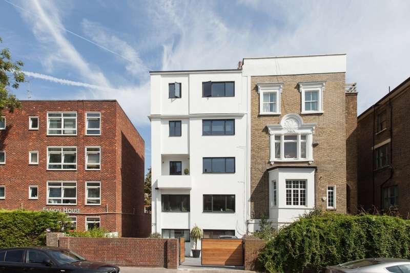 2 Bedrooms Flat for sale in Dulwich Road, London, SE24