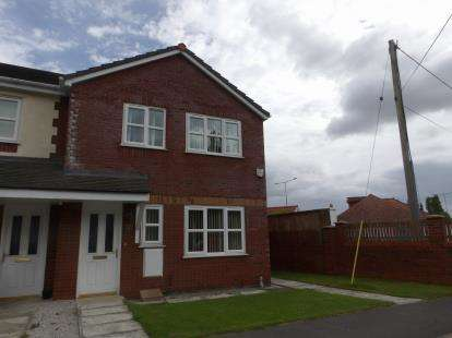 3 Bedrooms End Of Terrace House for sale in Alston Court, Bagillt, Flintshire, North Wales, CH6