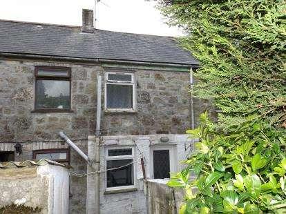 1 Bedroom Terraced House for sale in Nanpean, St.Austell