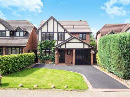 4 Bedrooms Detached House for sale in Buttermere Close, Gamston, Nottingham, Nottinghamshire