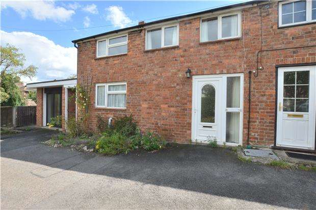 3 Bedrooms End Of Terrace House for sale in School Lane, Shurdington, Cheltenham, Glos, GL51 4TF