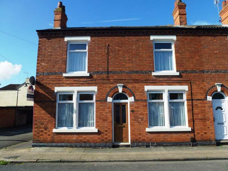 3 Bedrooms End Of Terrace House for sale in Nelson Street, Long Eaton