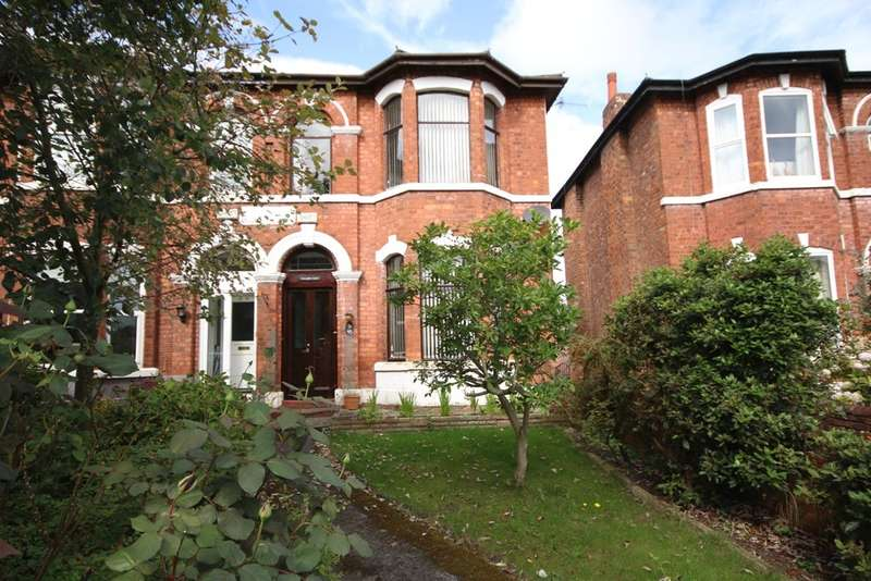 4 Bedrooms Semi Detached House for sale in Windsor Road, Southport