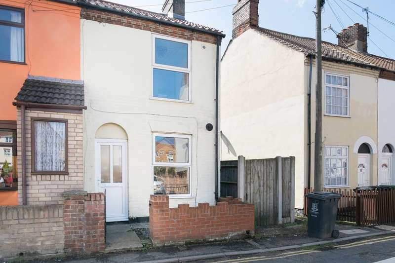 3 Bedrooms End Of Terrace House for sale in Waveney Road, Great Yarmouth