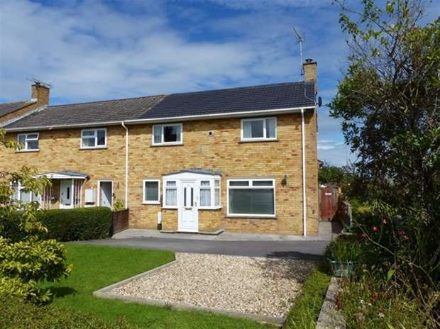 3 Bedrooms Terraced House for sale in College Road, Trowbridge