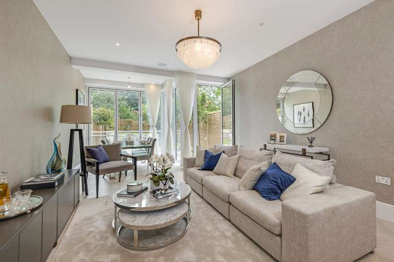 3 Bedrooms Flat for sale in Langland Gardens, Hampstead