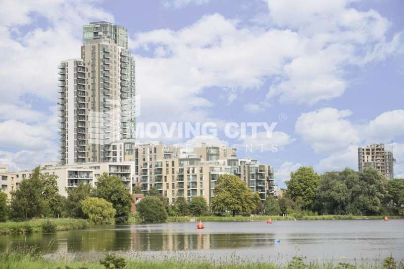 1 Bedroom Apartment Flat for sale in Woodberry Down, London, N4