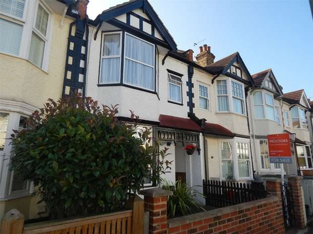 3 Bedrooms Terraced House for sale in Kenilworth Road, Penge, London