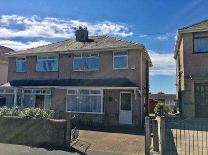 3 Bedrooms Semi Detached House for sale in Lymm Avenue, Lancaster, Lancashire, LA1