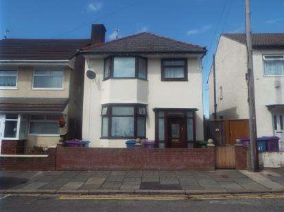 3 Bedrooms Detached House for sale in Guernsey Road, Liverpool, Merseyside, England, L13