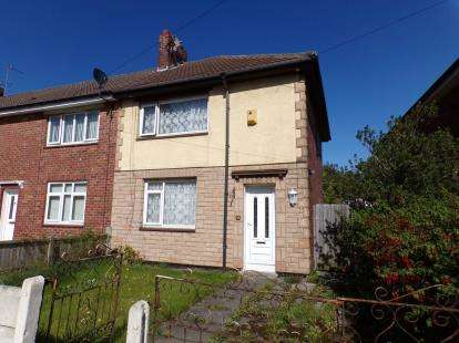 3 Bedrooms Terraced House for sale in Manica Crescent, Fazakerley, Liverpool, Merseyside, L10