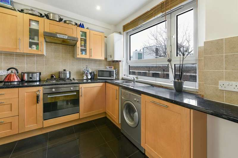 2 Bedrooms Flat for sale in Decima Street, London SE1