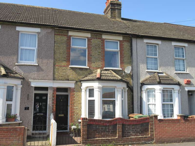 2 Bedrooms Terraced House for sale in Edison Road, Welling, Kent, DA16 3NF