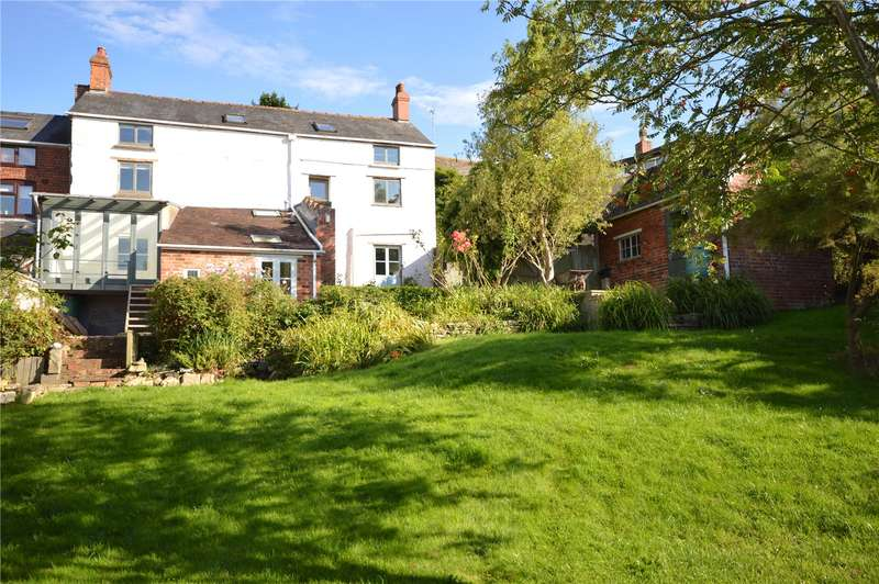 4 Bedrooms Detached House for sale in Kingscourt Lane, Stroud, Gloucestershire, GL5