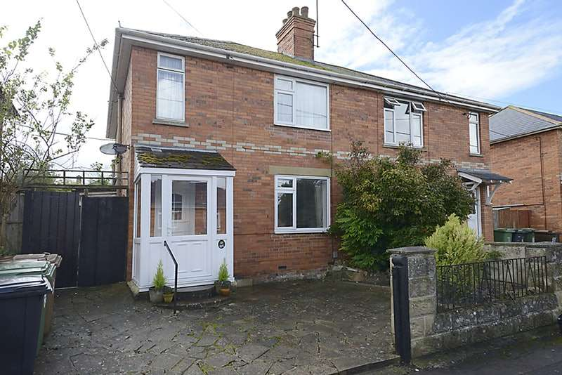 2 Bedrooms Semi Detached House for sale in Springfield Road, Wantage, Oxfordshire, OX12