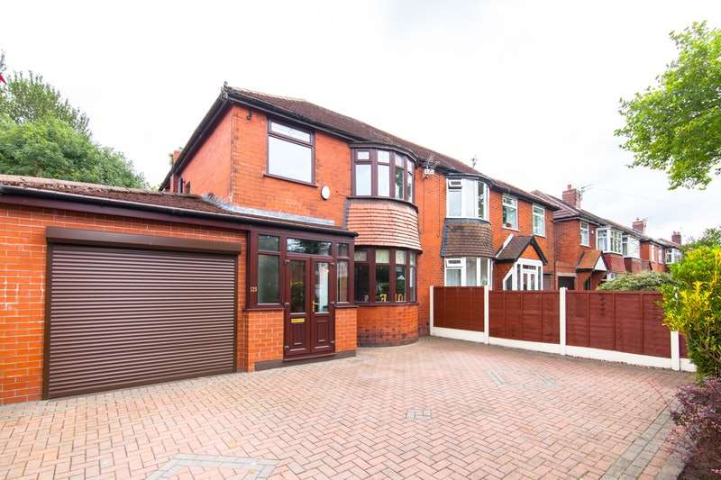 3 Bedrooms Semi Detached House for sale in Kirkway, Manchester, Greater Manchester, M24