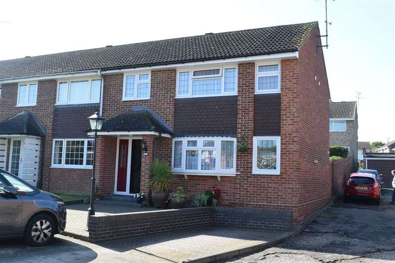 3 Bedrooms House for sale in Ashurst Drive, Chelmsford