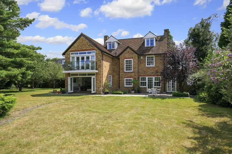 5 Bedrooms Detached House for sale in Sudbrook Gardens, Petersham