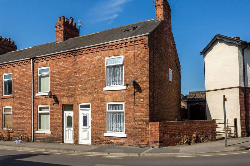 3 Bedrooms End Of Terrace House for sale in Nalton Street, Selby, YO8