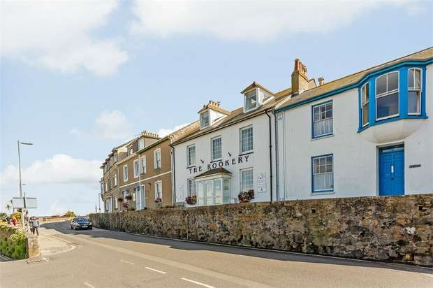 9 Bedrooms Terraced House for sale in The Terrace, St Ives, Cornwall