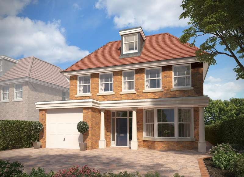5 Bedrooms Detached House for sale in Wilton Road, Beaconsfield, HP9