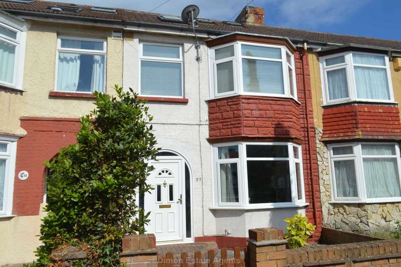 4 Bedrooms Terraced House for sale in Virginia Park Road, Gosport