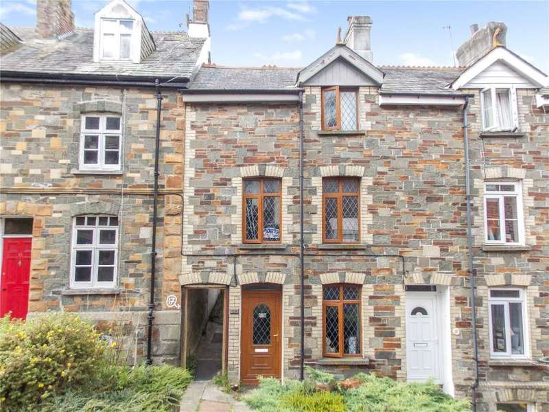 3 Bedrooms Terraced House for sale in Northgate Street, Launceston, Cornwall