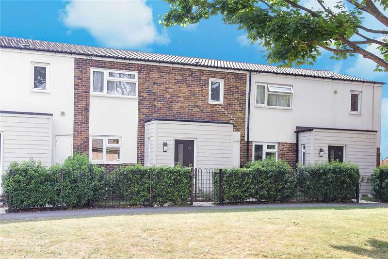 3 Bedrooms Terraced House for sale in Valley Road, Uxbridge, Middlesex, UB10