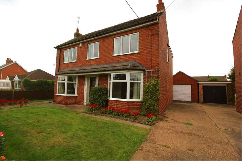 3 Bedrooms Detached House for sale in Lincoln Road, North Hykeham, Lincoln, LN6