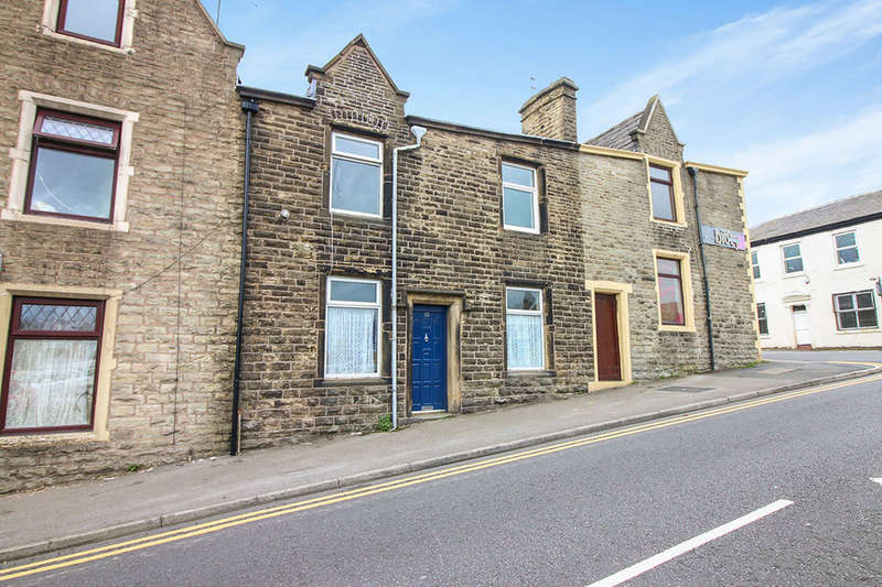 2 Bedrooms Property for sale in Shadsworth Road, Blackburn, BB1