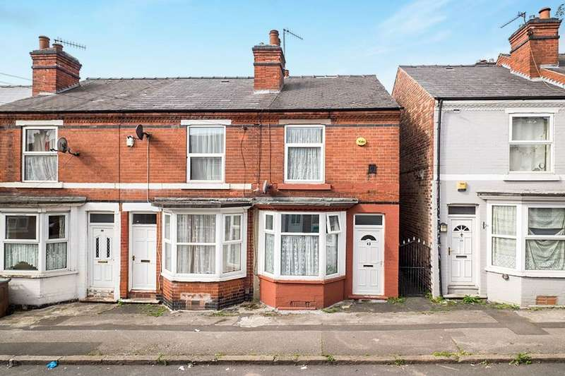 2 Bedrooms Property for sale in Windermere Road, Nottingham, NG7