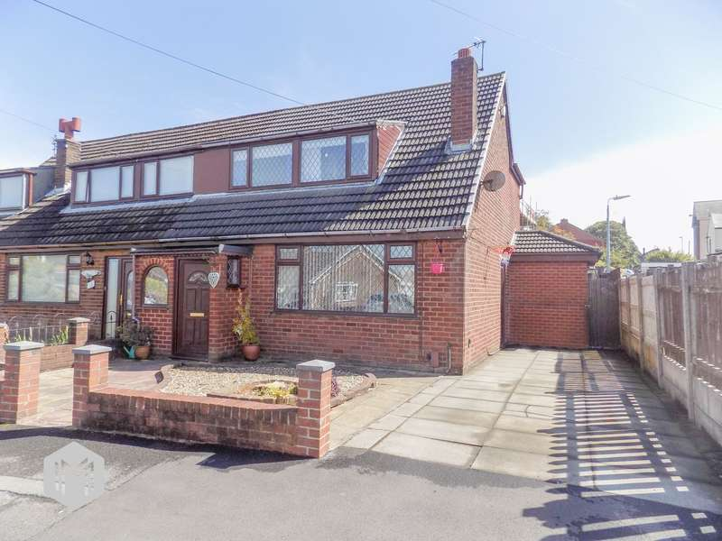 3 Bedrooms Semi Detached House for sale in Harrison Crescent, Blackrod, Bolton, BL6