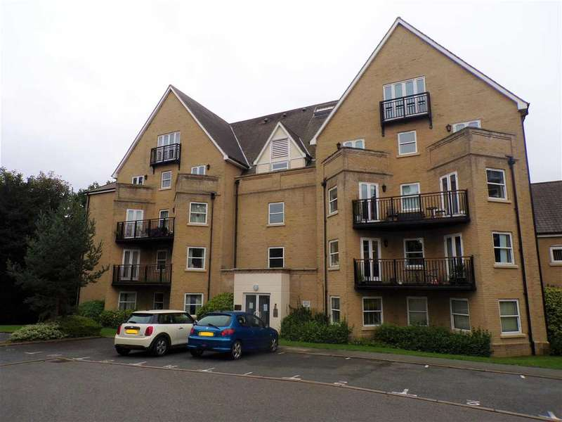 2 Bedrooms Apartment Flat for sale in Padua House, 37 St Marys Road, Ipswich