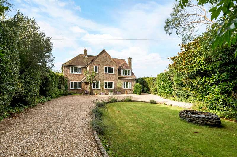 4 Bedrooms Detached House for sale in Main Road, Yapton, Arundel, BN18