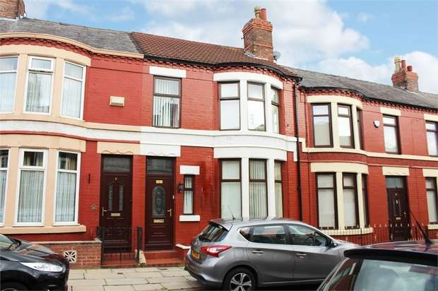 3 Bedrooms Terraced House for sale in Eastdale Road, Liverpool, Merseyside