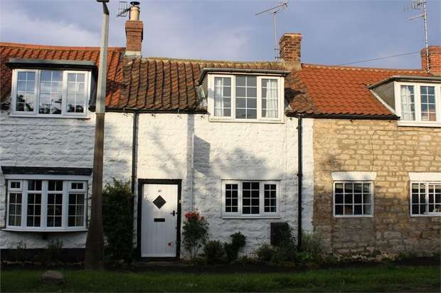 1 Bedroom Terraced House for sale in Main Street, Seamer, Scarborough, North Yorkshire