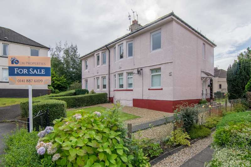 1 Bedroom Flat for sale in Lochfield Road, Paisley, PA2 7QX