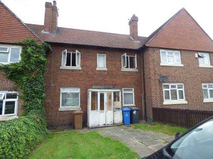 2 Bedrooms Terraced House for sale in Browning Street, Derby, Derbyshire