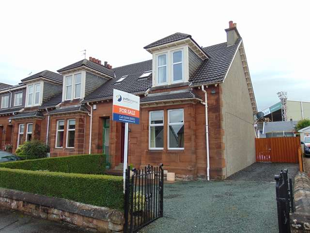 4 Bedrooms End Of Terrace House for sale in Manse Road, Motherwell, ML1 2PS