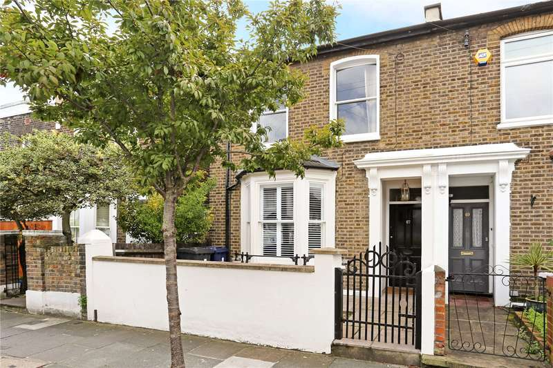 5 Bedrooms Semi Detached House for sale in Shakespeare Road, Acton, W3