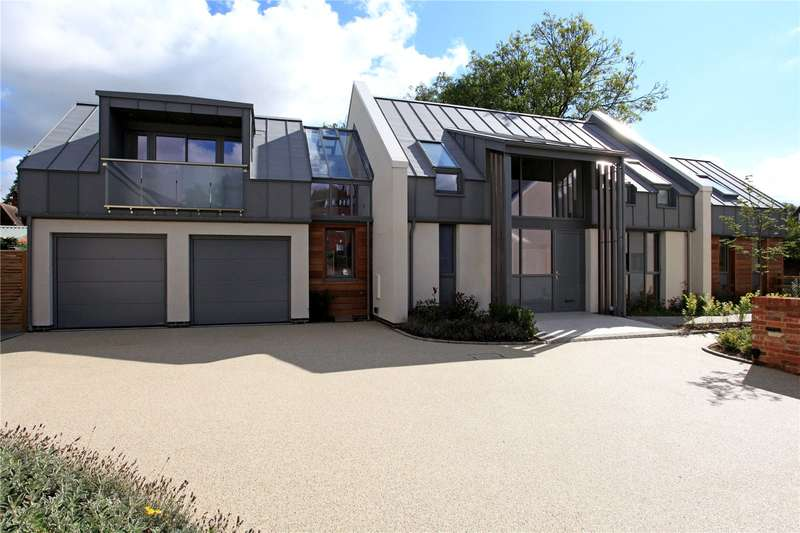 5 Bedrooms Detached House for sale in Belle Vue Court, Belle Vue Road, Salisbury, Wiltshire, SP1