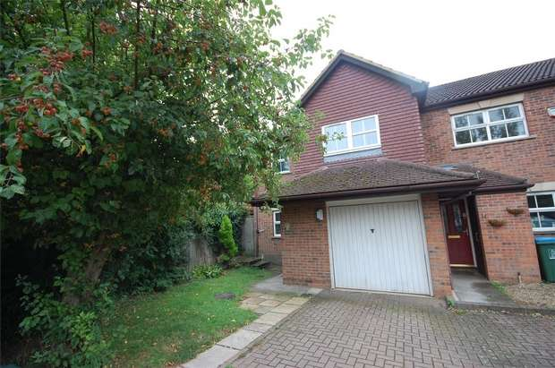 3 Bedrooms End Of Terrace House for sale in Beaconsfield Road, Aylesbury, Buckinghamshire