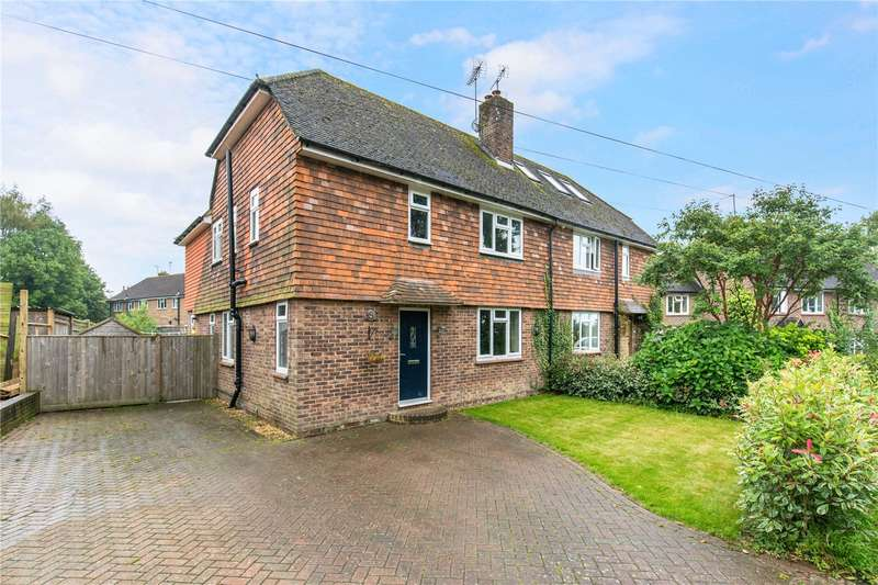 4 Bedrooms Semi Detached House for sale in Oaklands, Ardingly, Haywards Heath, West Sussex, RH17