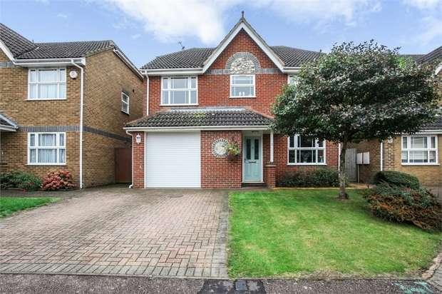 4 Bedrooms Detached House for sale in Noke Side, St Albans, Hertfordshire