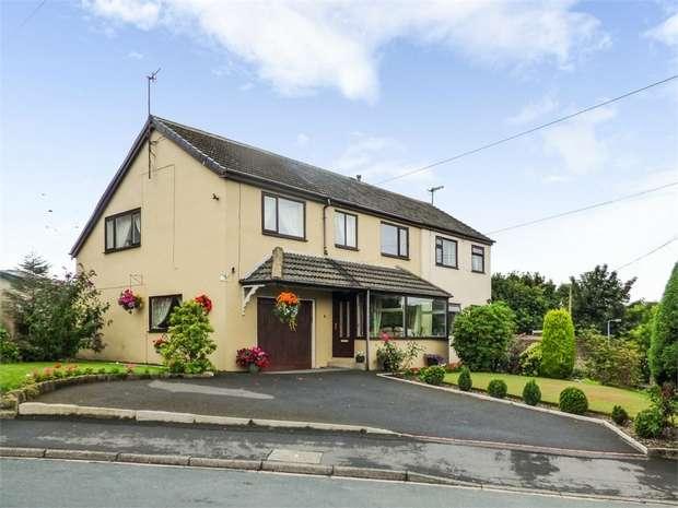 4 Bedrooms Semi Detached House for sale in Greenside Lane, Cullingworth, Bradford, West Yorkshire