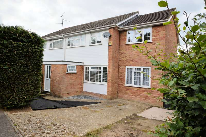 5 Bedrooms Semi Detached House for sale in Southwood Gardens, Burghfield Common, Reading, RG7