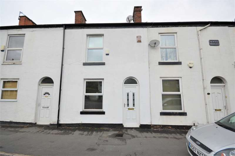 2 Bedrooms Terraced House for sale in Stockport Road, Cheadle Heath