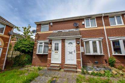 2 Bedrooms End Of Terrace House for sale in High Meadows, Kenton, Newcastle Upon Tyne, NE3