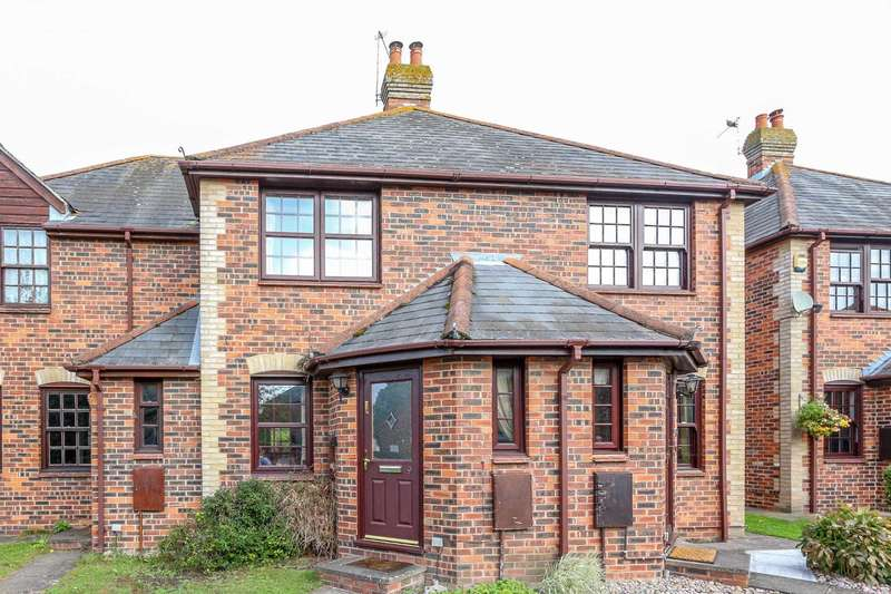 2 Bedrooms Terraced House for sale in Atwell Close, Wallingford