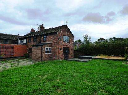 3 Bedrooms End Of Terrace House for sale in Lower Fold Cottage, High Lane, Stockport, Greater Manchester